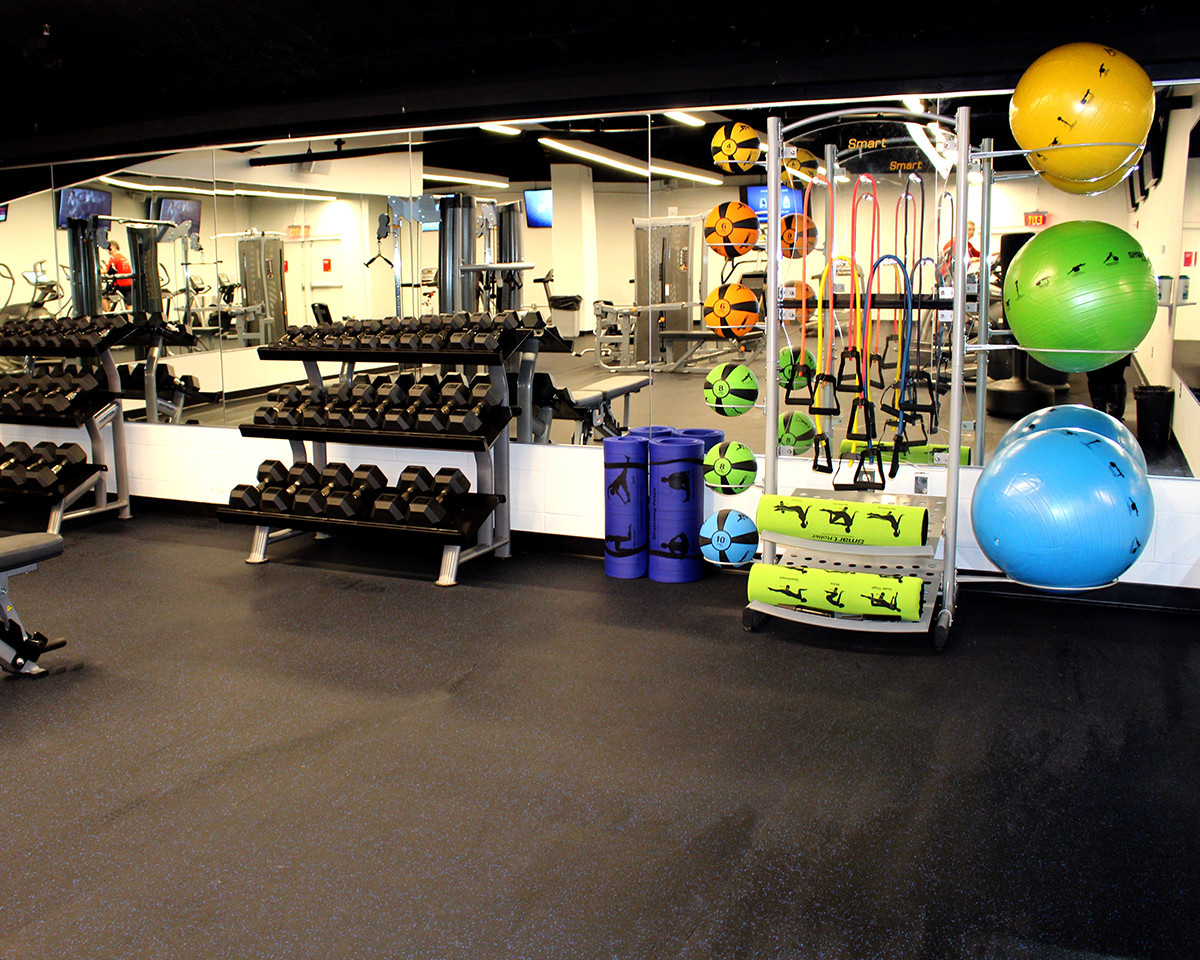 The Kraft Group Employee Fitness Center Ruggieri