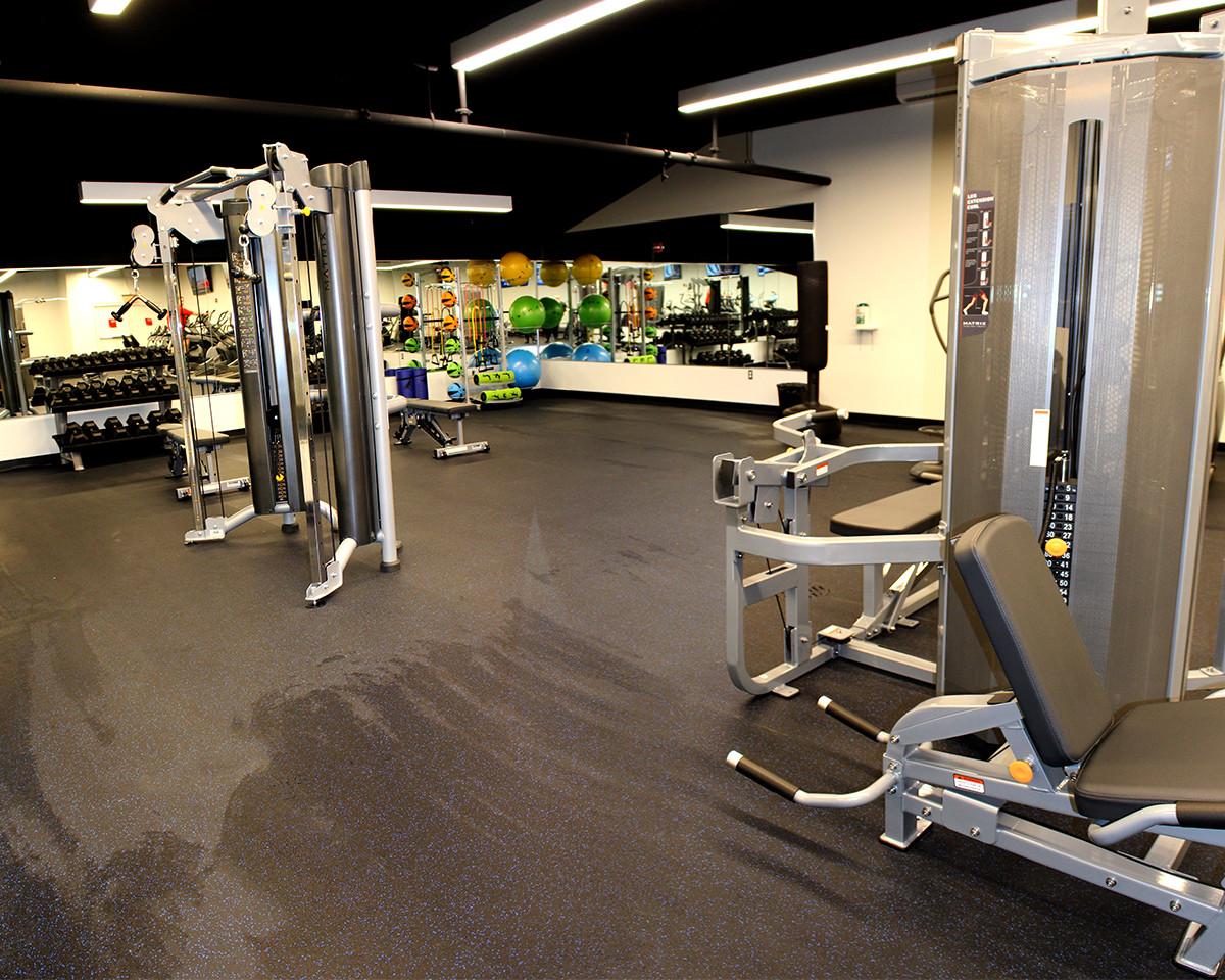The Kraft Group Employee Fitness Center Ruggieri