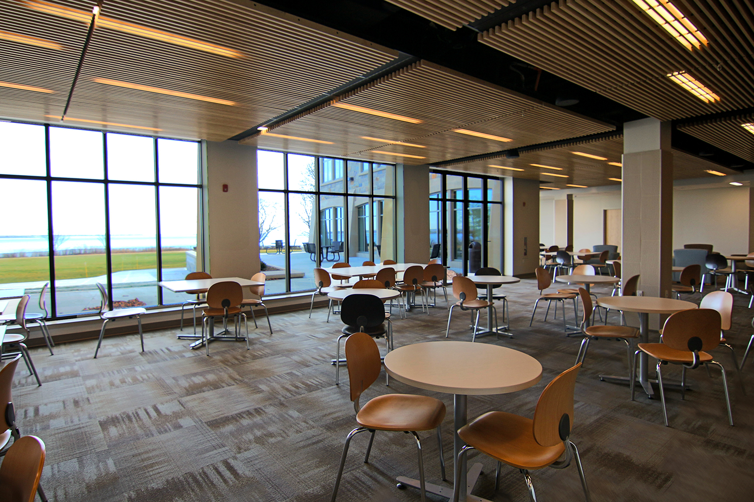 Salve Regina University O Hare Academic Center Renovation